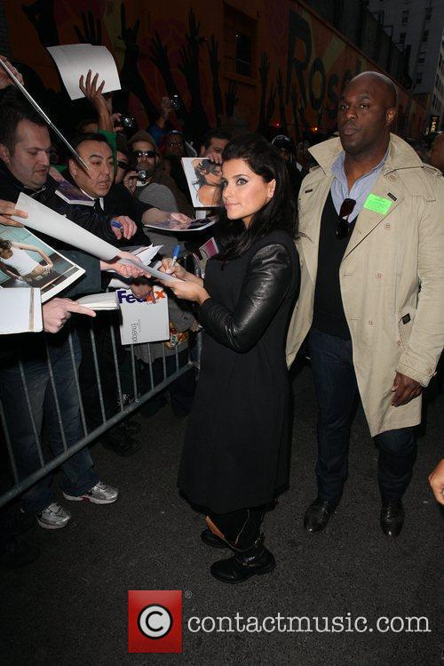 Nelly Furtado, Ed Sullivan and The Late Show With David Letterman 6