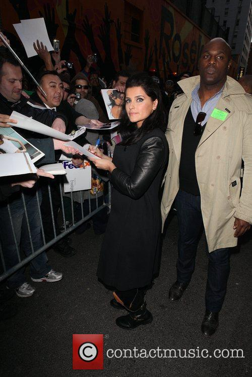 Nelly Furtado, Ed Sullivan and The Late Show With David Letterman 7