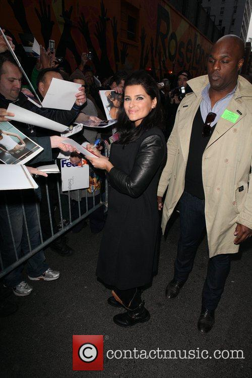 Nelly Furtado, Ed Sullivan and The Late Show With David Letterman 8
