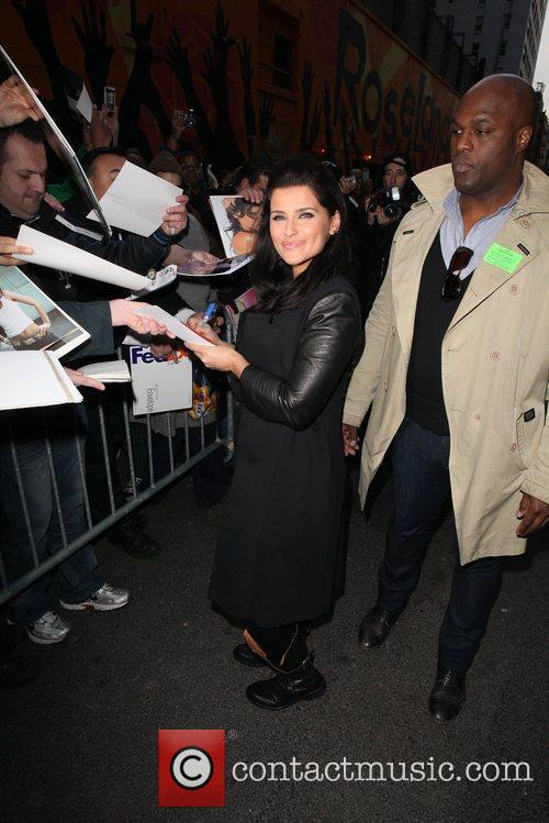 Nelly Furtado, Ed Sullivan and The Late Show With David Letterman 9