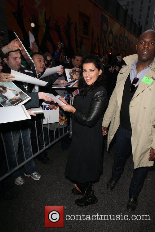 Nelly Furtado, Ed Sullivan and The Late Show With David Letterman 10