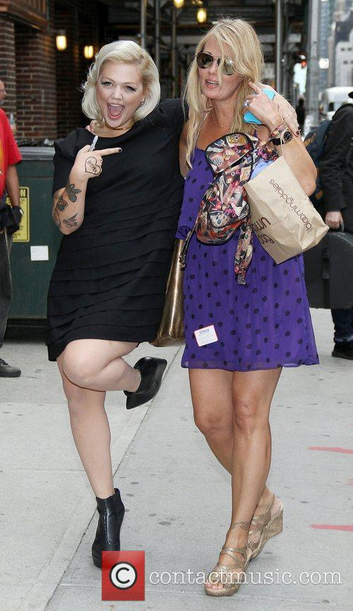 Elle King and London King