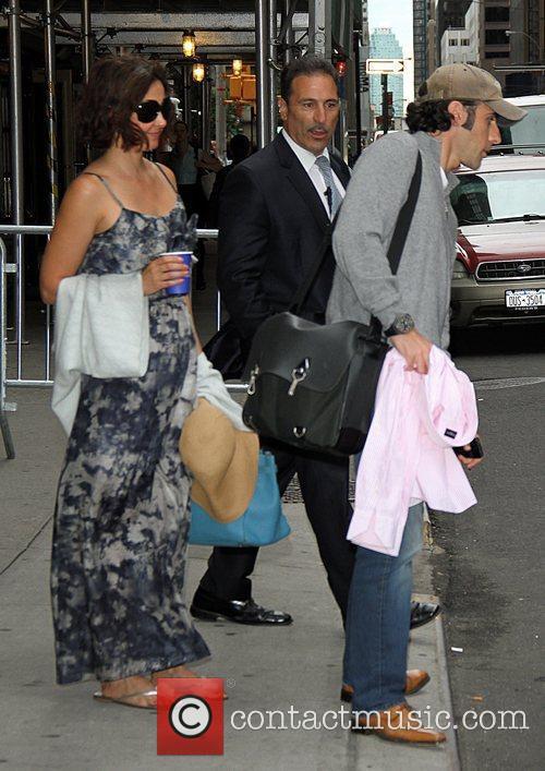Ashley Judd and Dario Franchitti 2