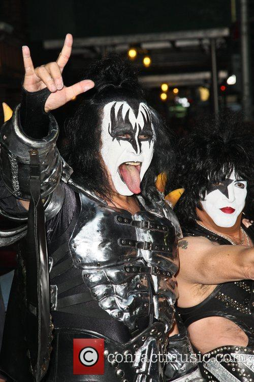 Gene Simmons and Paul Stanley of Kiss 'The...