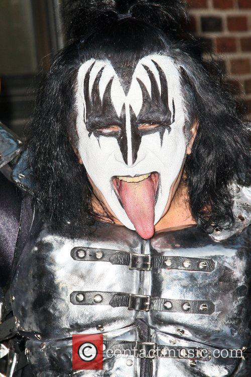 Gene Simmons, Kiss and Ed Sullivan Theatre 8