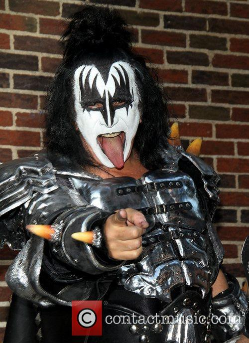Kiss and Ed Sullivan Theatre 7