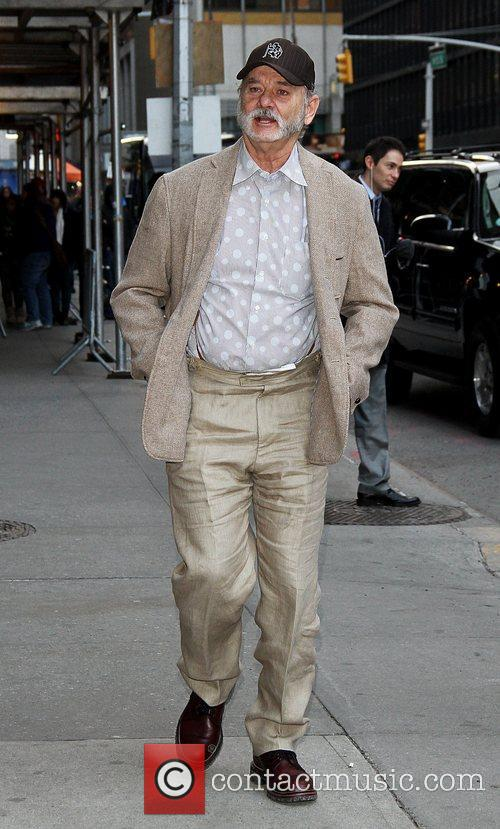 Bill Murray and The Late Show with David Letterman 10