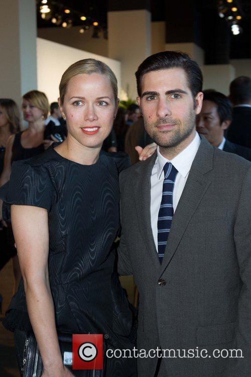 Brady Cunningham and Jason Schwartzman Lexus unveils the...
