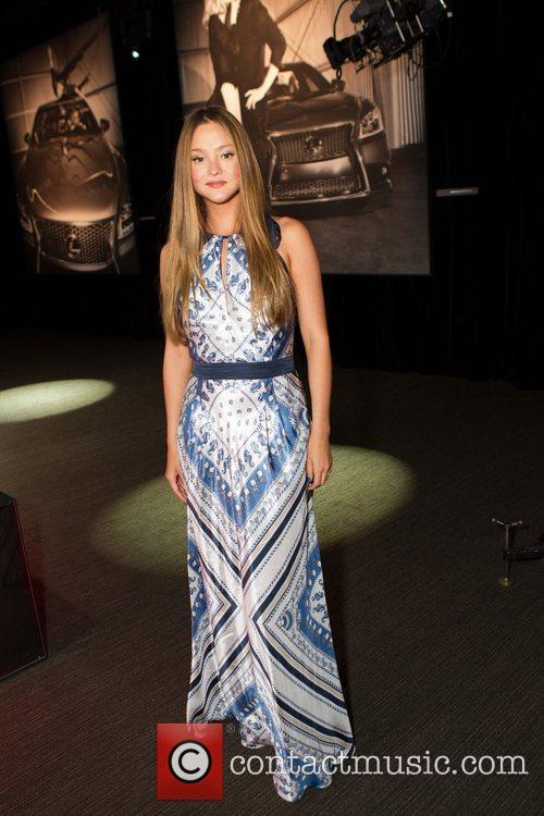 Devon Aoki Lexus unveils the LX460 Sport with...