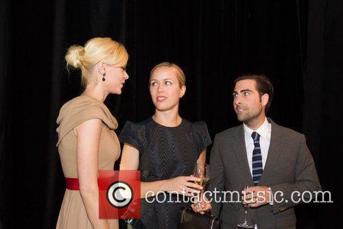 Jaime King and Jason Schwartzman 5