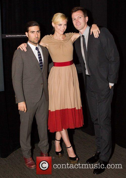 Jason Schwartzman, Jaime King and Kyle Newman Lexus...