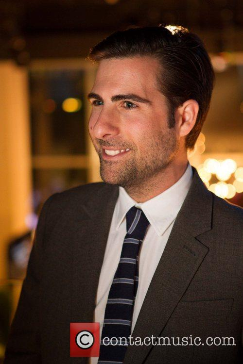 Jason Schwartzman Lexus unveils the LX460 Sport with...