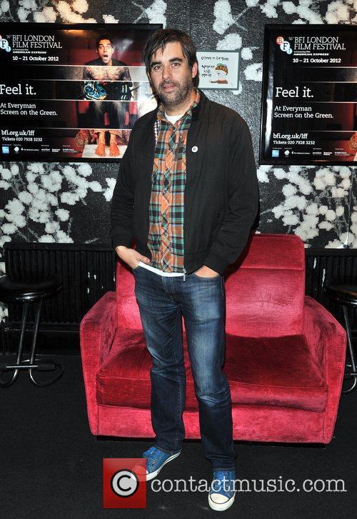 Kieran Evans 56th BFI London Film Festival -...