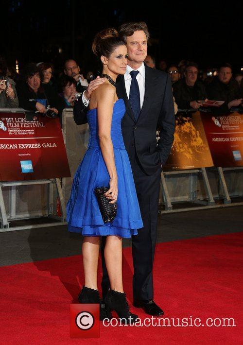 Colin Firth and Livia Giuggioli 3