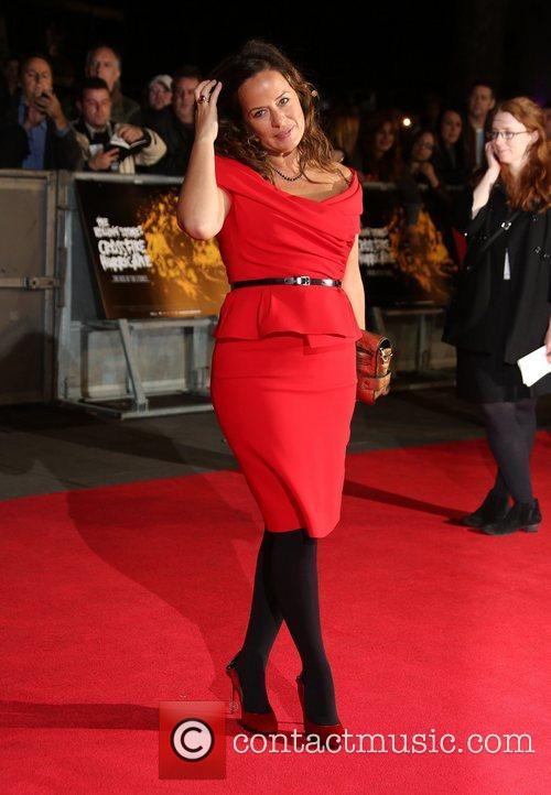 Jade Jagger 56th BFI London Film Festival -...