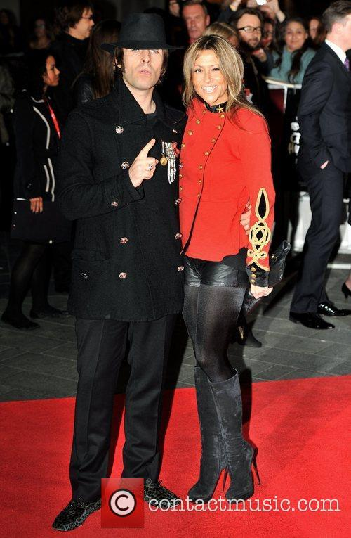 Liam Gallagher and Nicole Appleton 4