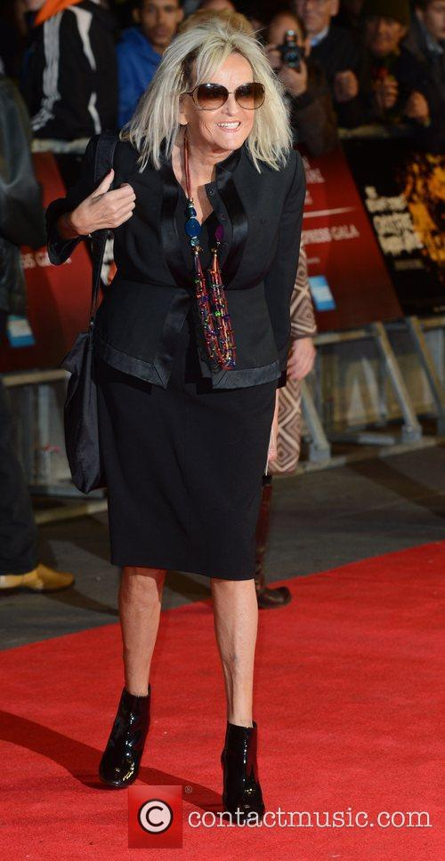 Annie Nightingale 56th BFI London Film Festival -...