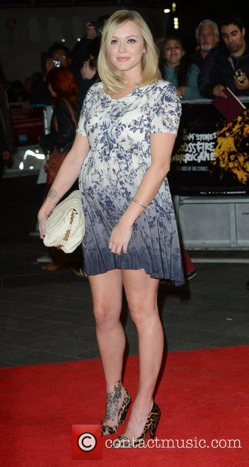 Fearne Cotton 56th BFI London Film Festival -...