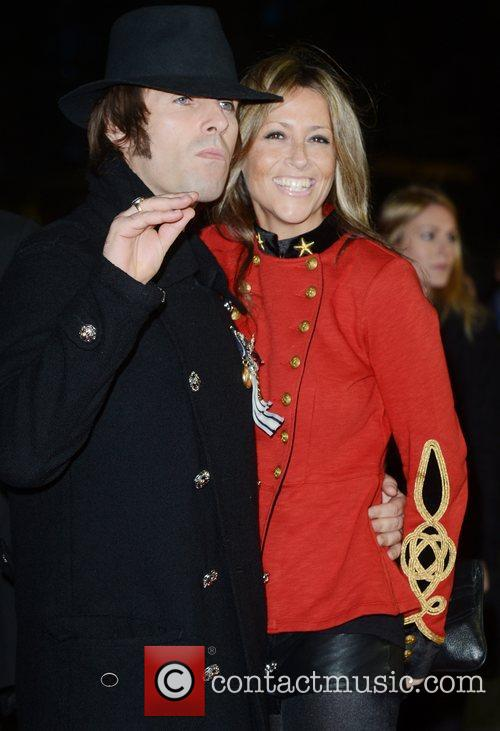 Liam Gallagher and Nicole Appleton 6