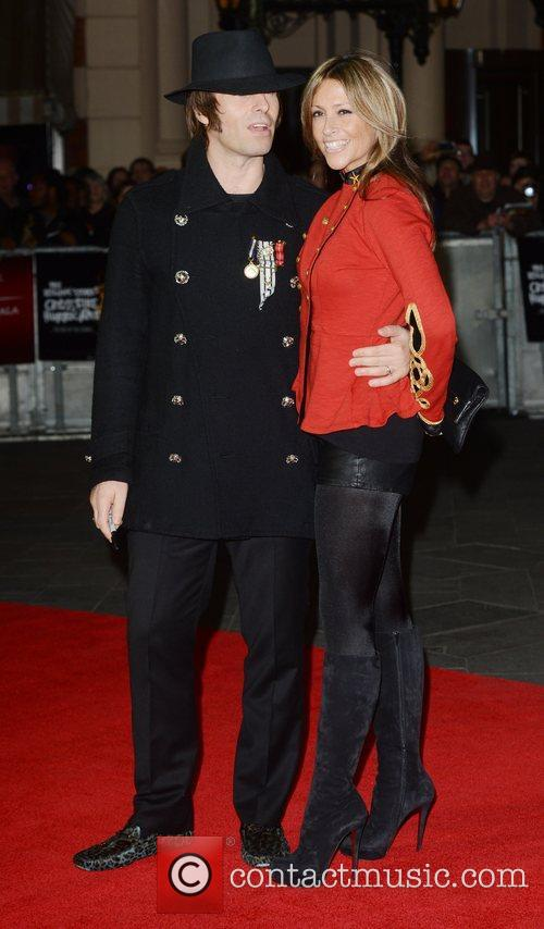Liam Gallagher and Nicole Appleton 5