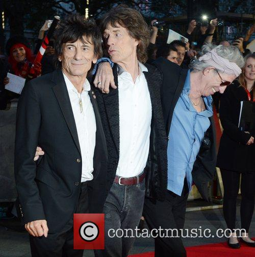 Ronnie Wood, Mick Jagger, Keith Richards and Rolling Stones 6