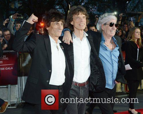 Ronnie Wood, Mick Jagger, Keith Richards and Rolling Stones 7