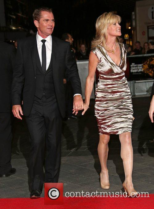Anthea Turner and Grant Bovey 1