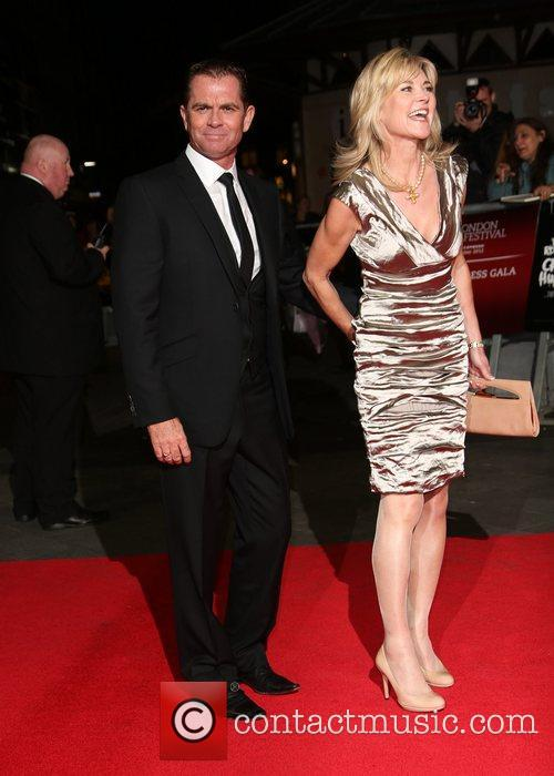 Anthea Turner and Grant Bovey 3