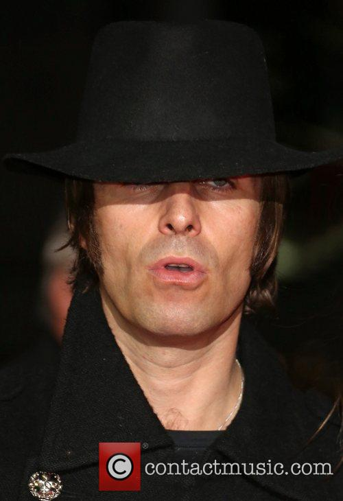 Liam Gallagher 56th BFI London Film Festival -...