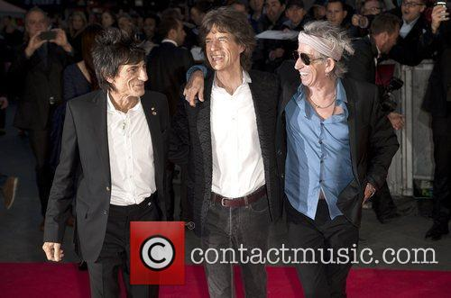 Ronnie Wood, Mick Jagger, Keith Richards and Rolling Stones 9
