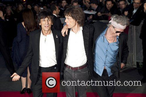 Ronnie Wood, Mick Jagger, Keith Richards and Rolling Stones 10