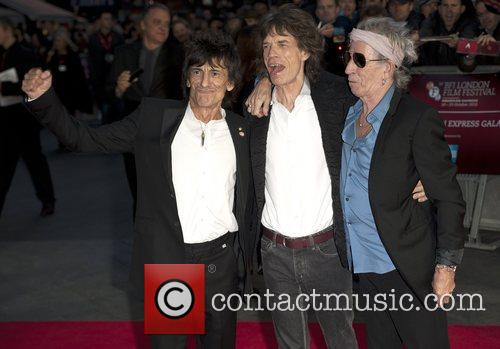 Ronnie Wood, Mick Jagger, Keith Richards and Rolling Stones 8