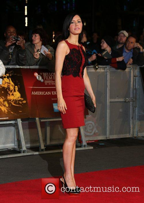 Linzi Stoppard 56th BFI London Film Festival -...