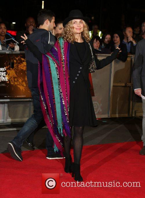 Maryam d'Abo 56th BFI London Film Festival -...
