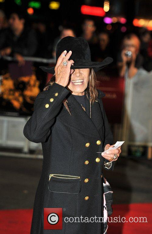 Anita Pallenberg 56th BFI London Film Festival: 'Rolling...