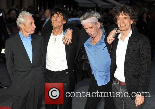 Charlie Watts, Keith Richards, Ronnie Wood, Mick Jagger and Rolling Stones 9