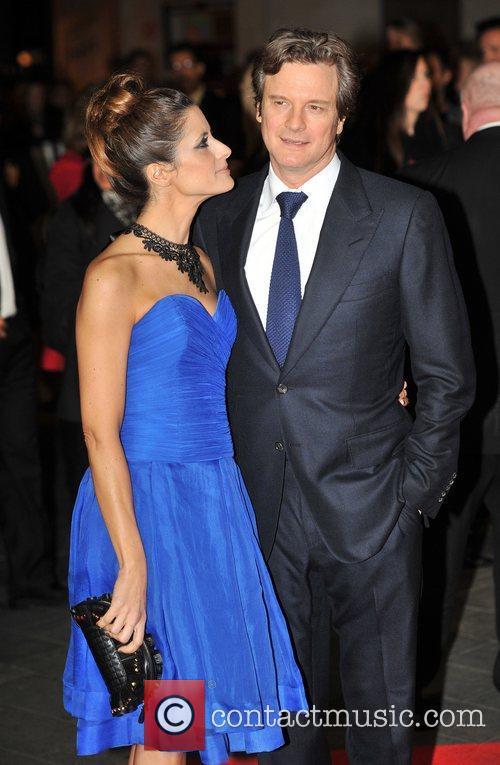 Colin Firth and Livia Giuggioli 8