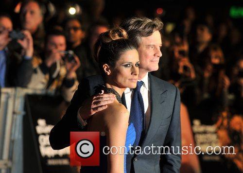 Colin Firth and Livia Giuggioli 4
