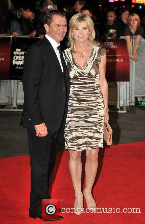 Grant Bovey, Anthea Turner and Odeon Leicester Square 4