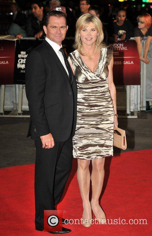 Grant Bovey, Anthea Turner and Odeon Leicester Square 1