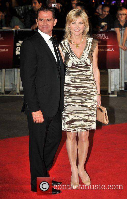 Grant Bovey, Anthea Turner and Odeon Leicester Square 5