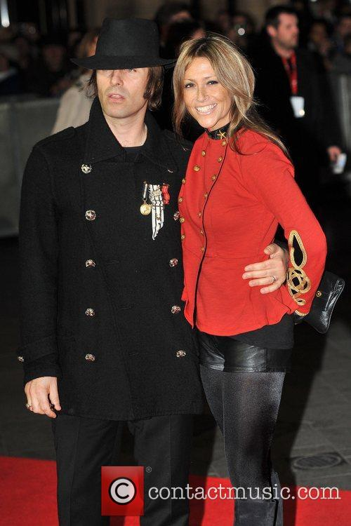Liam Gallagher, Nicole Appleton and Odeon Leicester Square 6