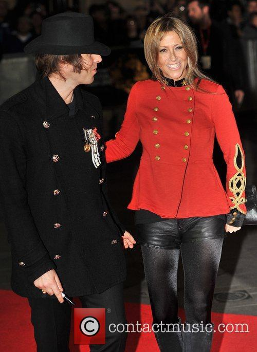 Liam Gallagher, Nicole Appleton and Odeon Leicester Square 8