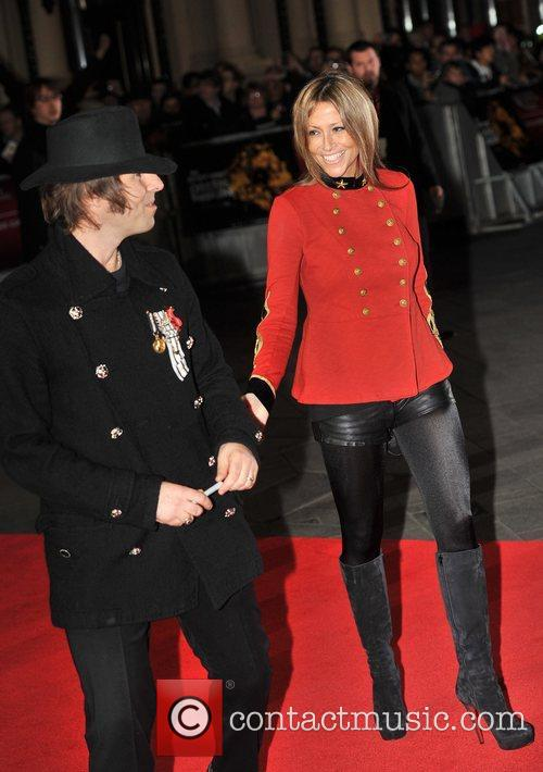 Liam Gallagher, Nicole Appleton and Odeon Leicester Square