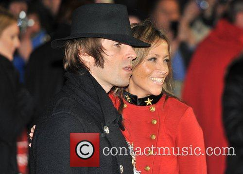 Liam Gallagher, Nicole Appleton and Odeon Leicester Square 7