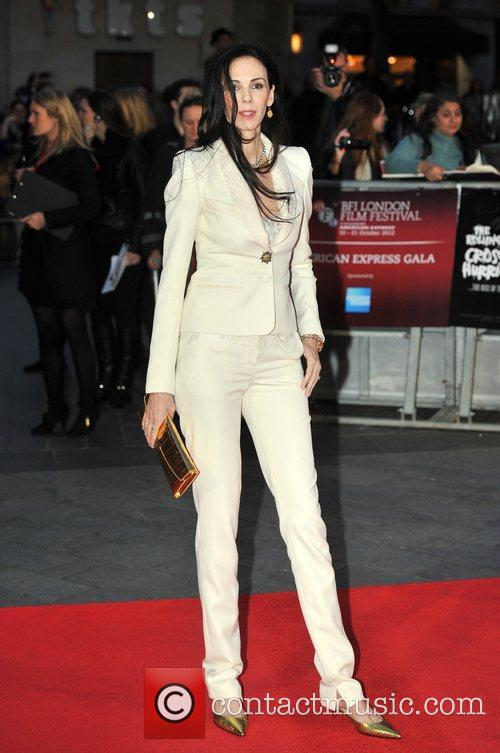 L, Wren Scott and Odeon Leicester Square 6