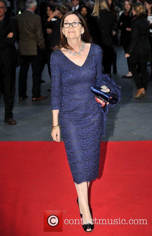 Victoria Pearman 56th BFI London Film Festival: 'Rolling...