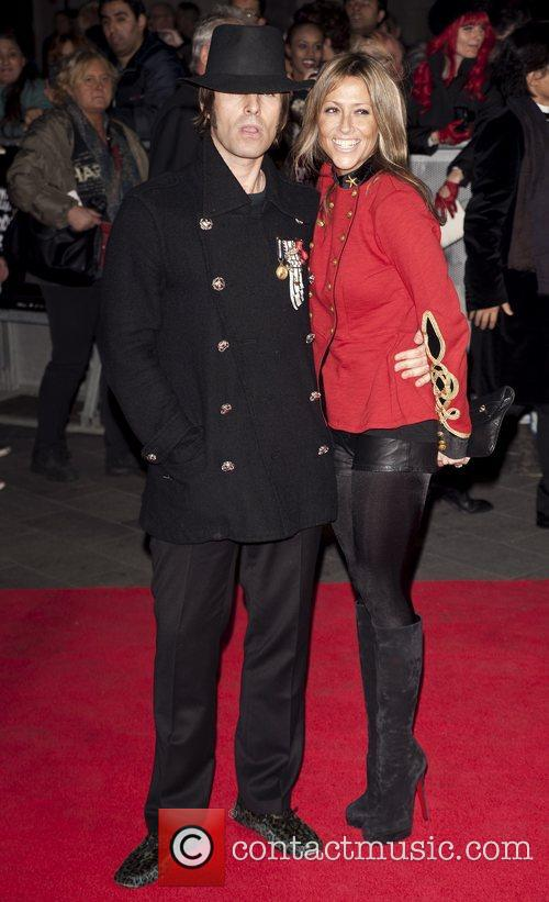 Liam Gallagher, Nicole Appleton and Odeon Leicester Square 10
