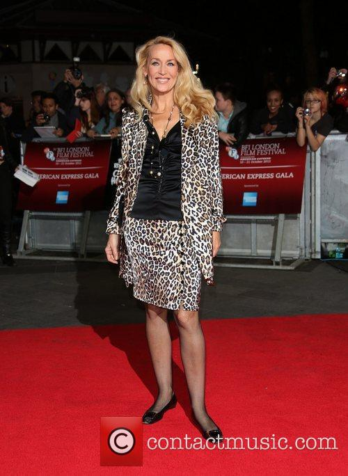 Jerry Hall 56th BFI London Film Festival -...