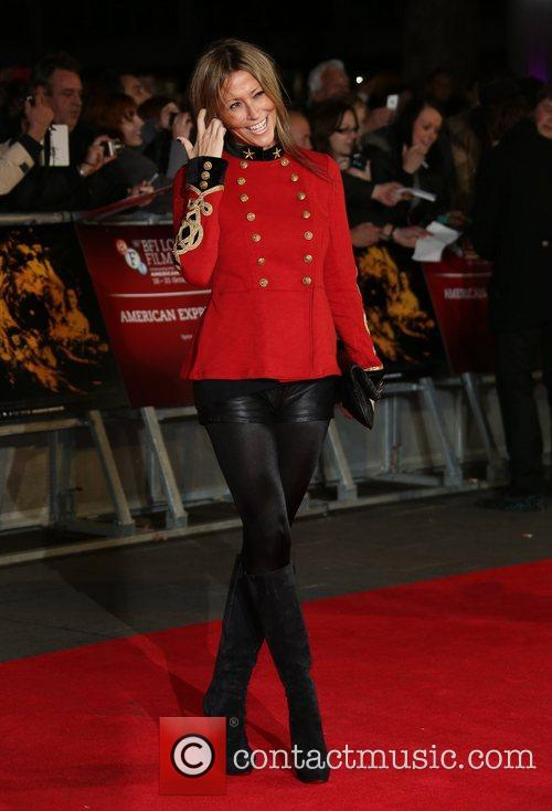 Nicole Appleton 56th BFI London Film Festival -...